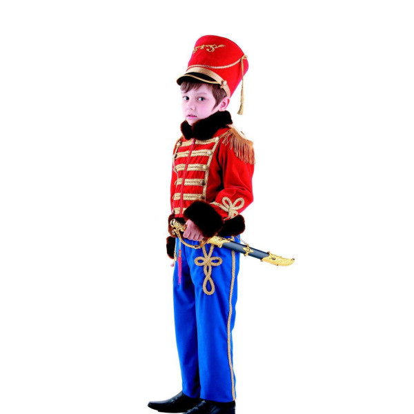 гусарский офицер